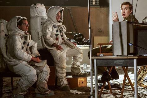 我送阿姆斯壯上月球-預告