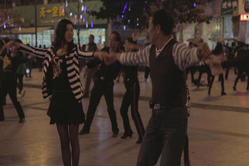 廣場上的舞蹈