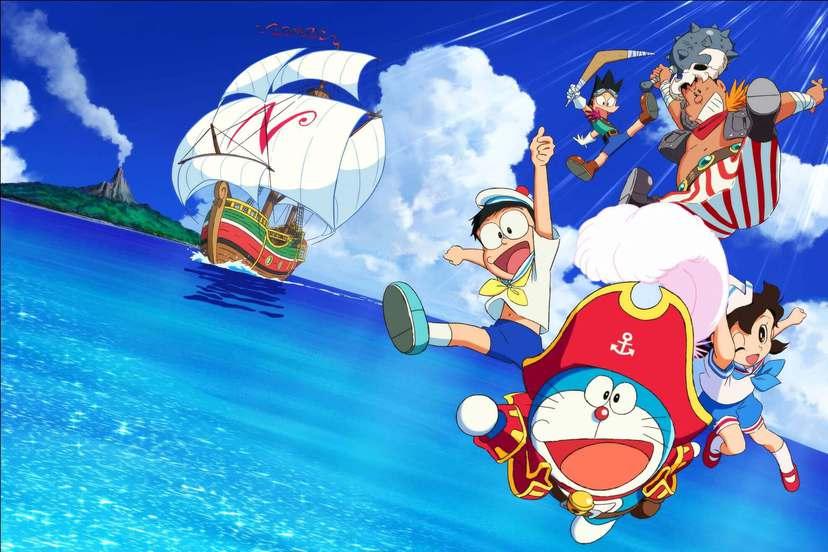 電影哆啦A夢:大雄的金銀島
