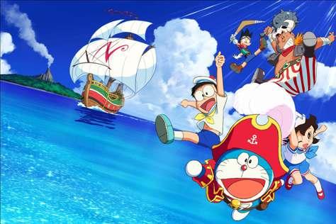 電影哆啦A夢:大雄的金銀島-預告