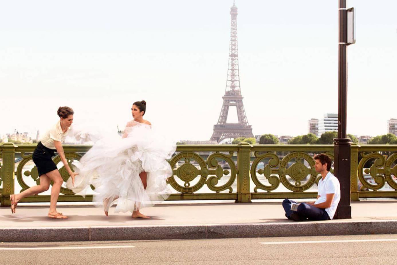 我們去巴黎離婚吧