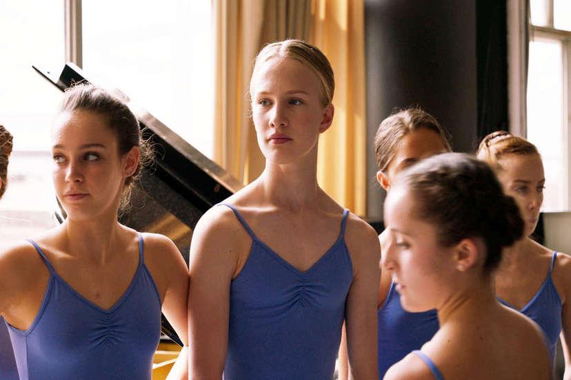芭蕾少女夢