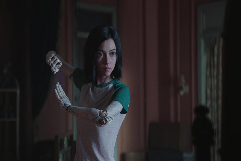 艾莉塔:戰鬥天使
