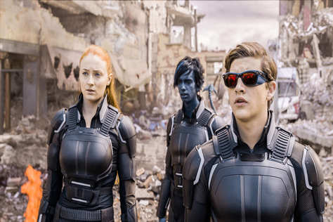 X戰警:天啟-預告