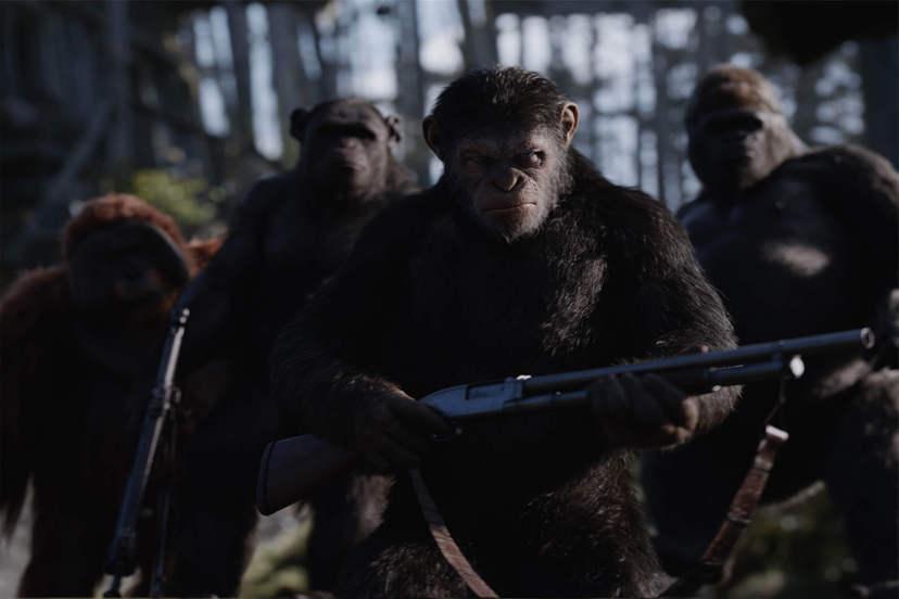 猩球崛起:終極決戰