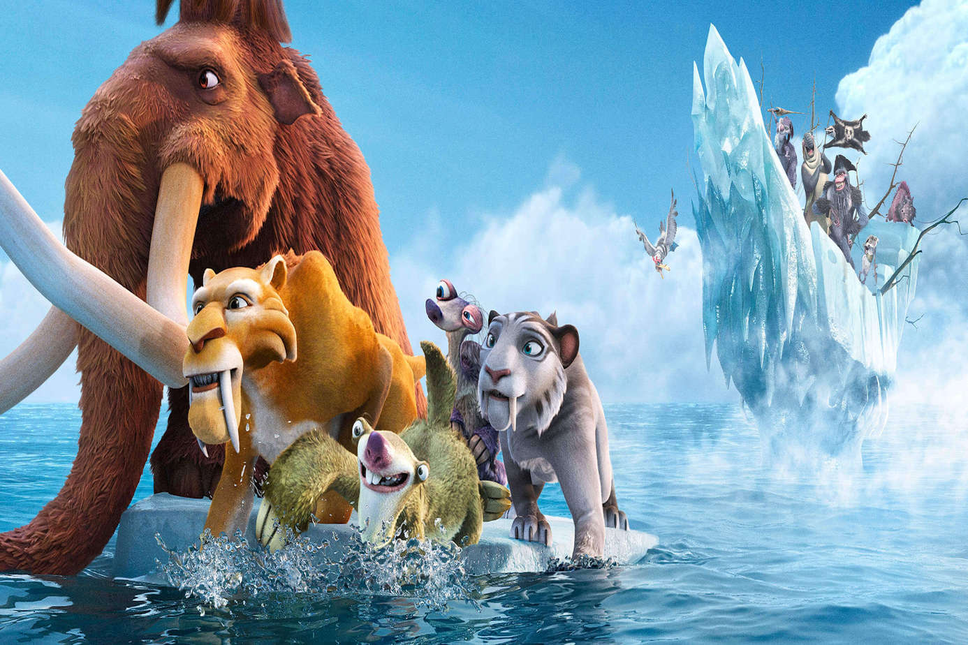 冰原歷險記4:板塊漂移