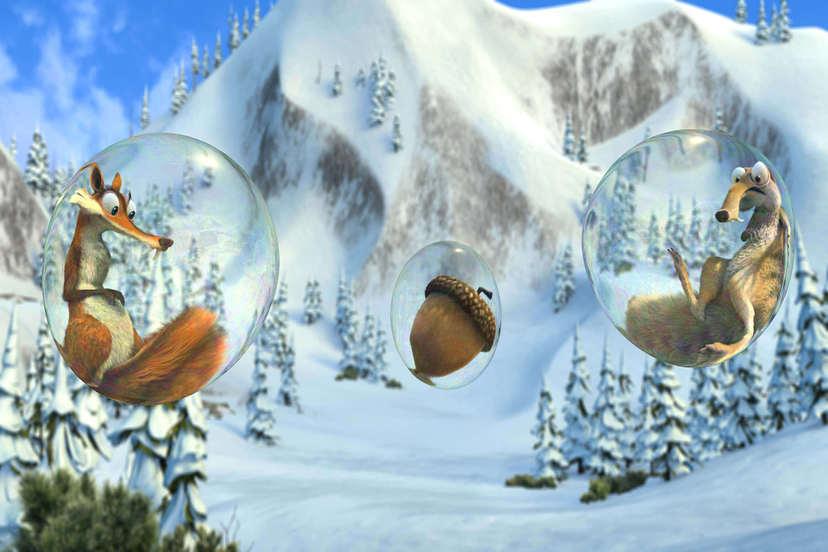 冰原歷險記3:恐龍現身
