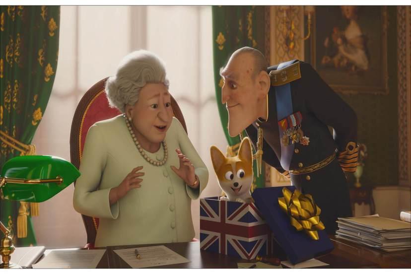 (英)女王的柯基