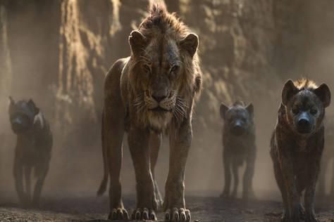(英)獅子王-預告