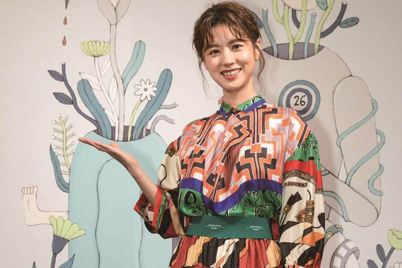 2019女性影展大使林予晞專訪