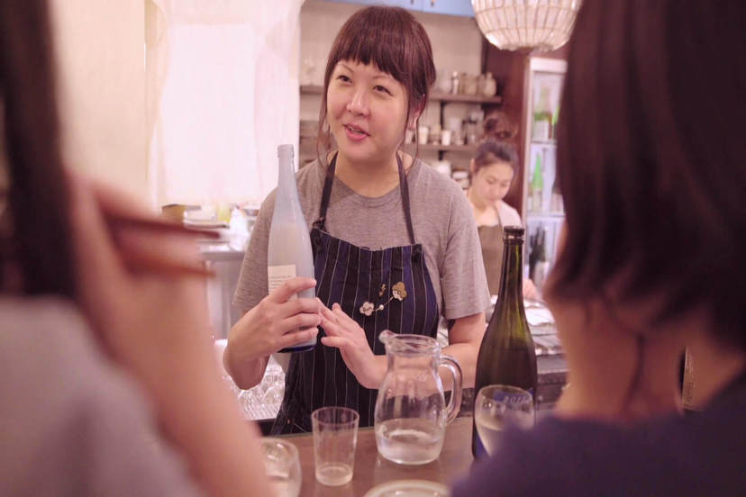 乾杯!戀上日本酒的女子