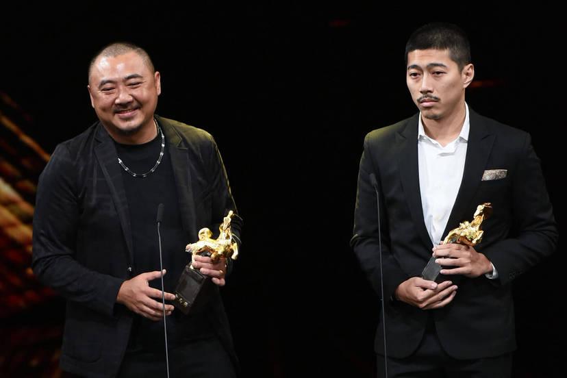 最佳攝影《陳克勤、陳志軒/狂徒》:2019 第56屆金馬獎