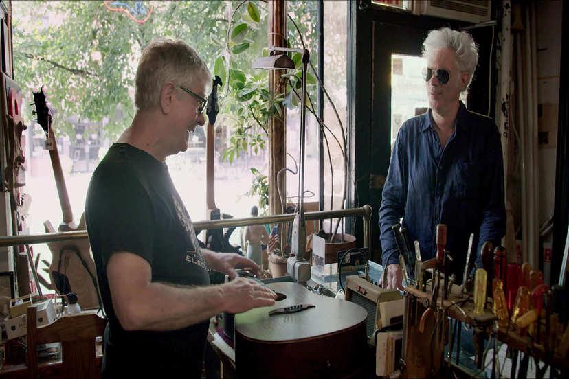 製琴師與他的琴人