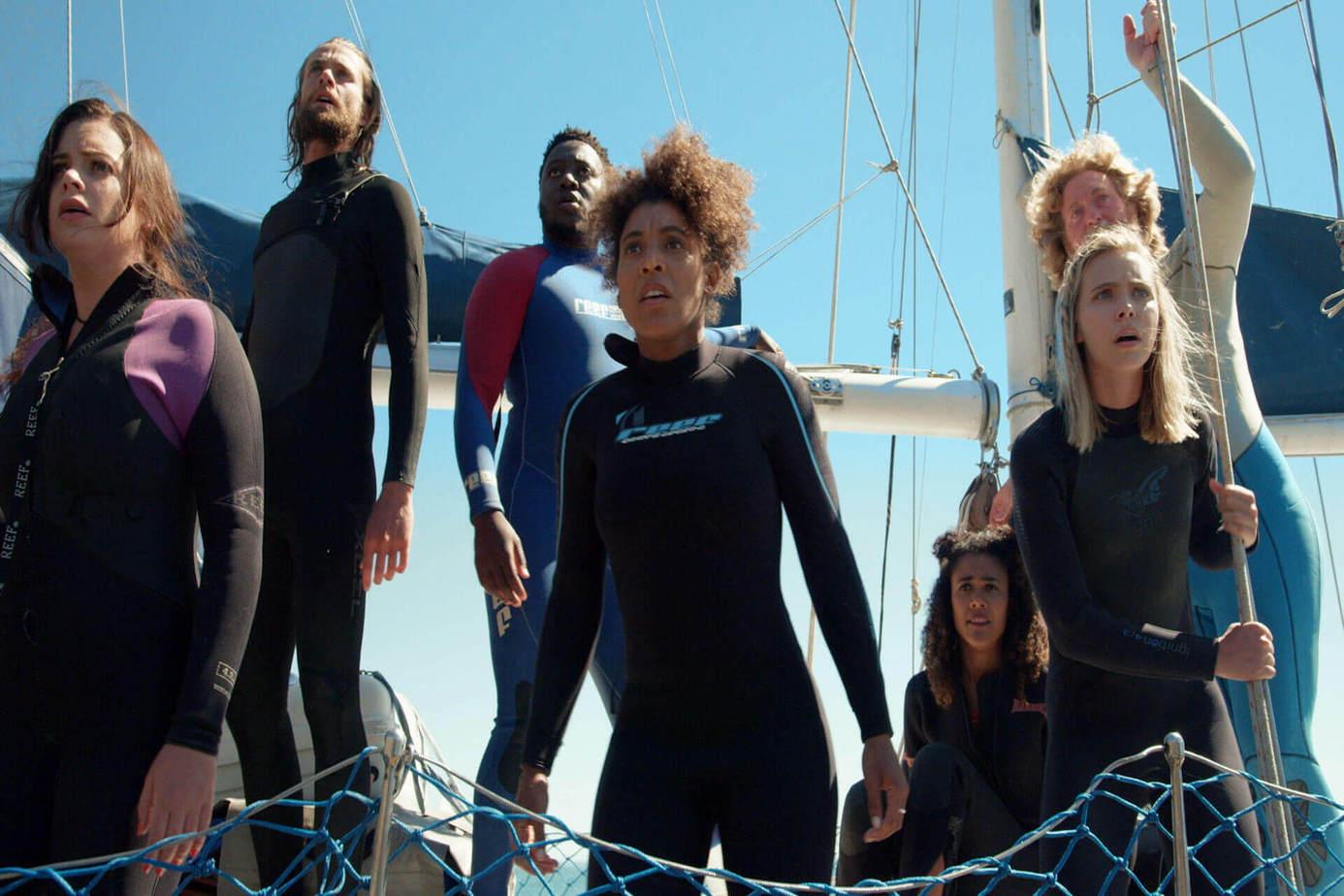 奪命六頭鯊
