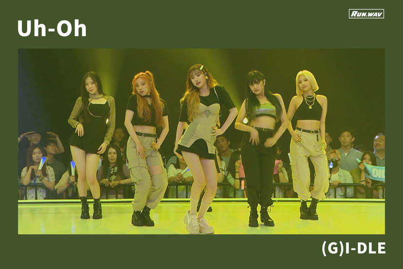 Uh-Oh (G)I-DLE