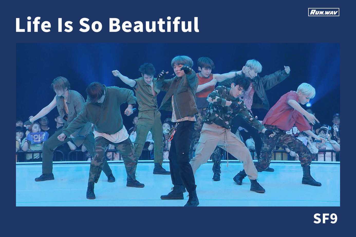 Life Is So Beautiful|SF9