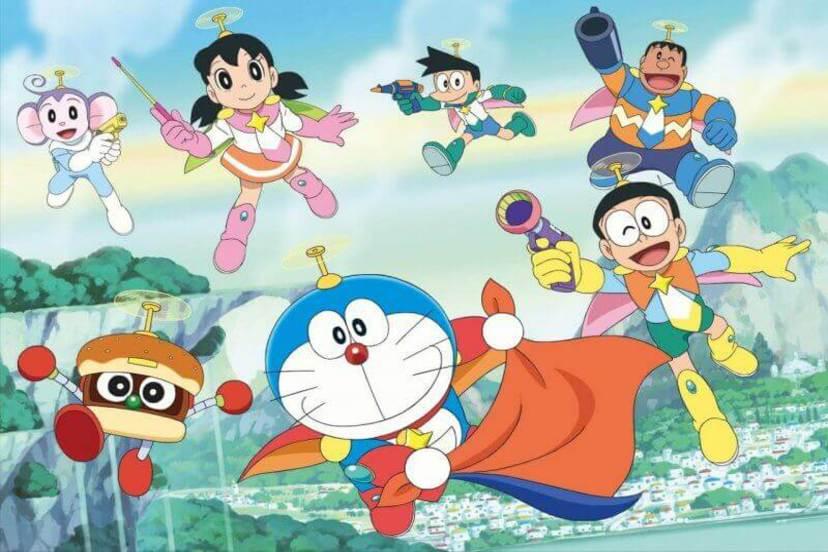 哆啦A夢:大雄之宇宙英雄記