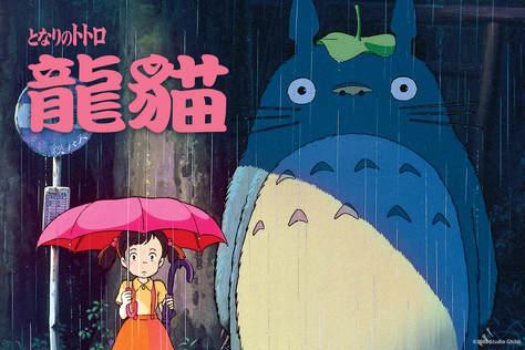 宮崎駿動畫,串起我與孩子的童年