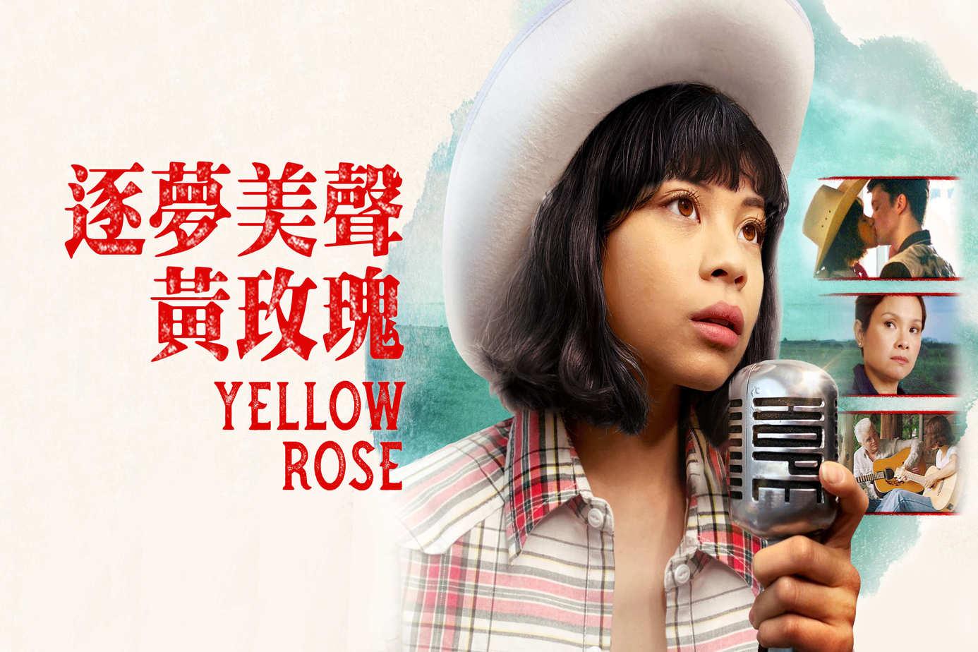 逐夢美聲黃玫瑰