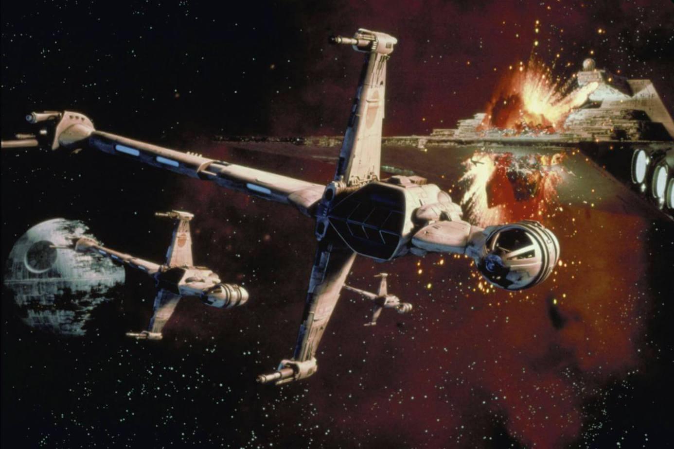 星際大戰六部曲:絕地大反攻