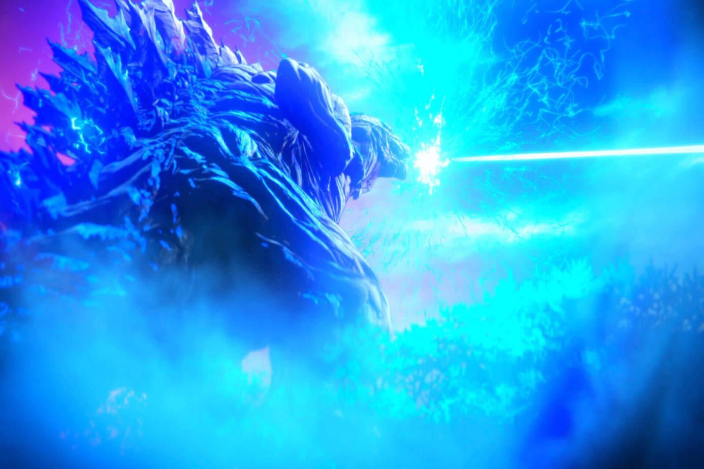 哥吉拉:怪獸惑星