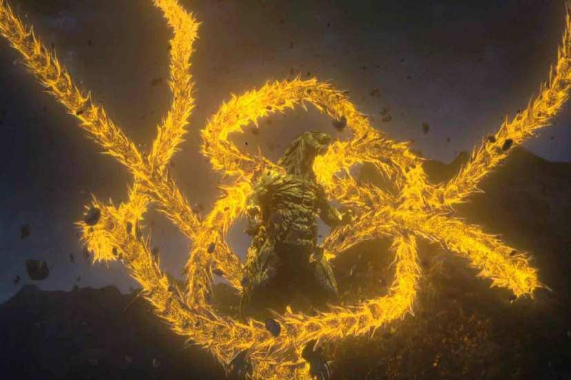 哥吉拉:噬星者