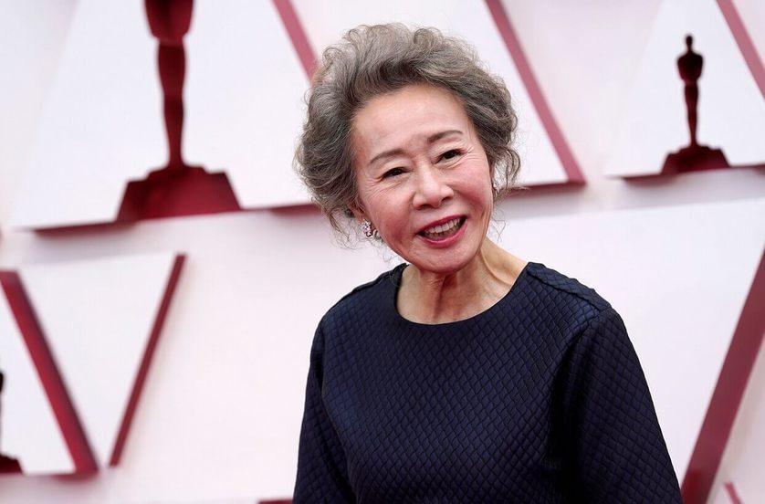 南韓影史第一人 尹汝貞奪奧斯卡最佳女配角