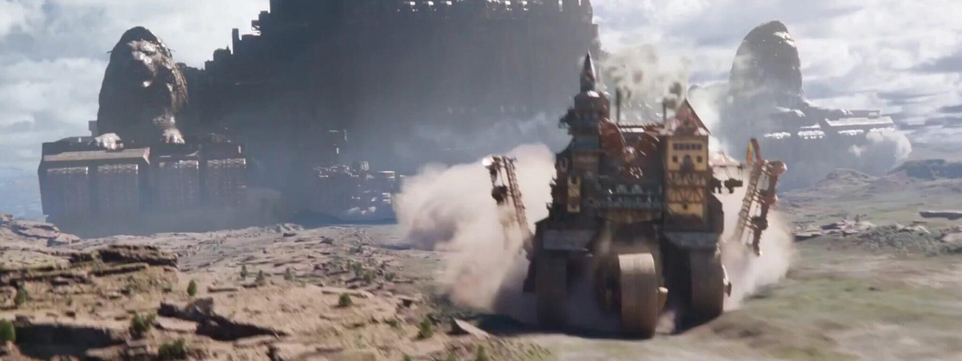 《移動城市:致命引擎》科幻史詩再現