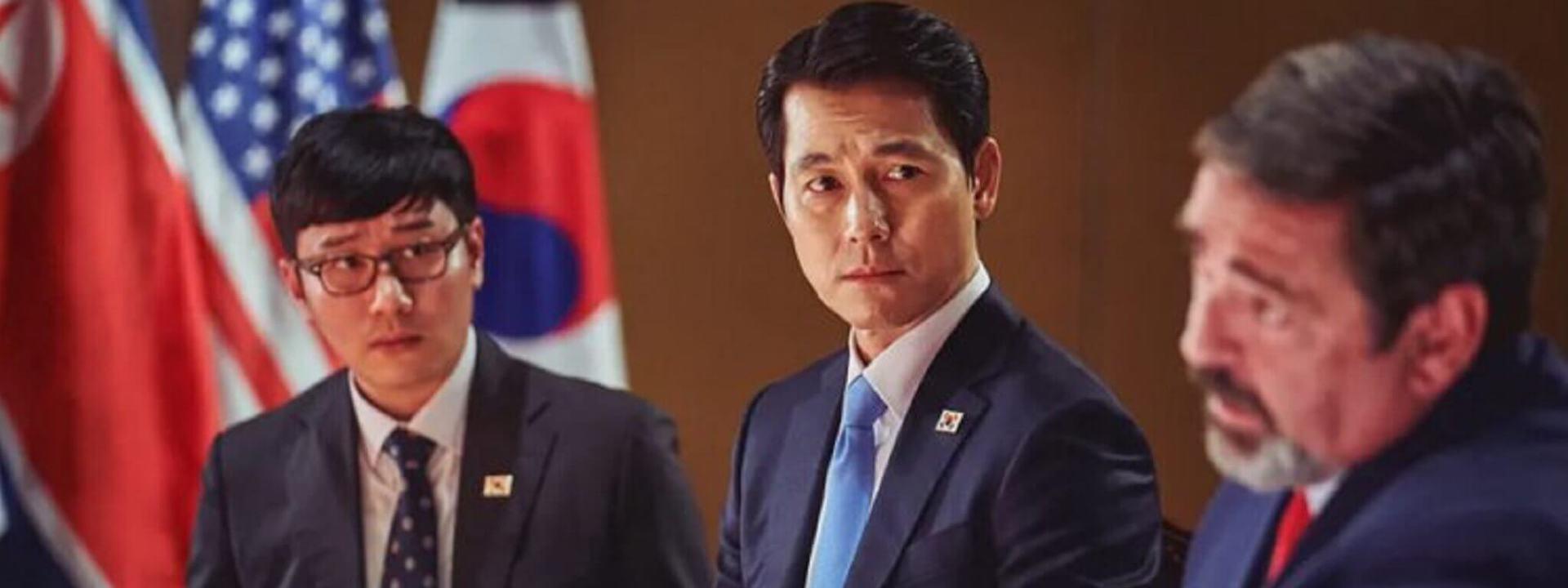 擠下屍速2《鋼鐵雨2》韓國票房站一位
