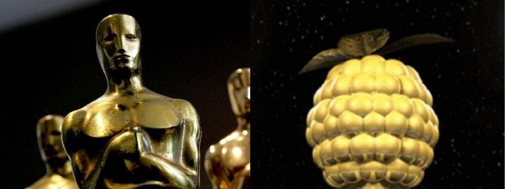 奧斯卡vs.金酸莓