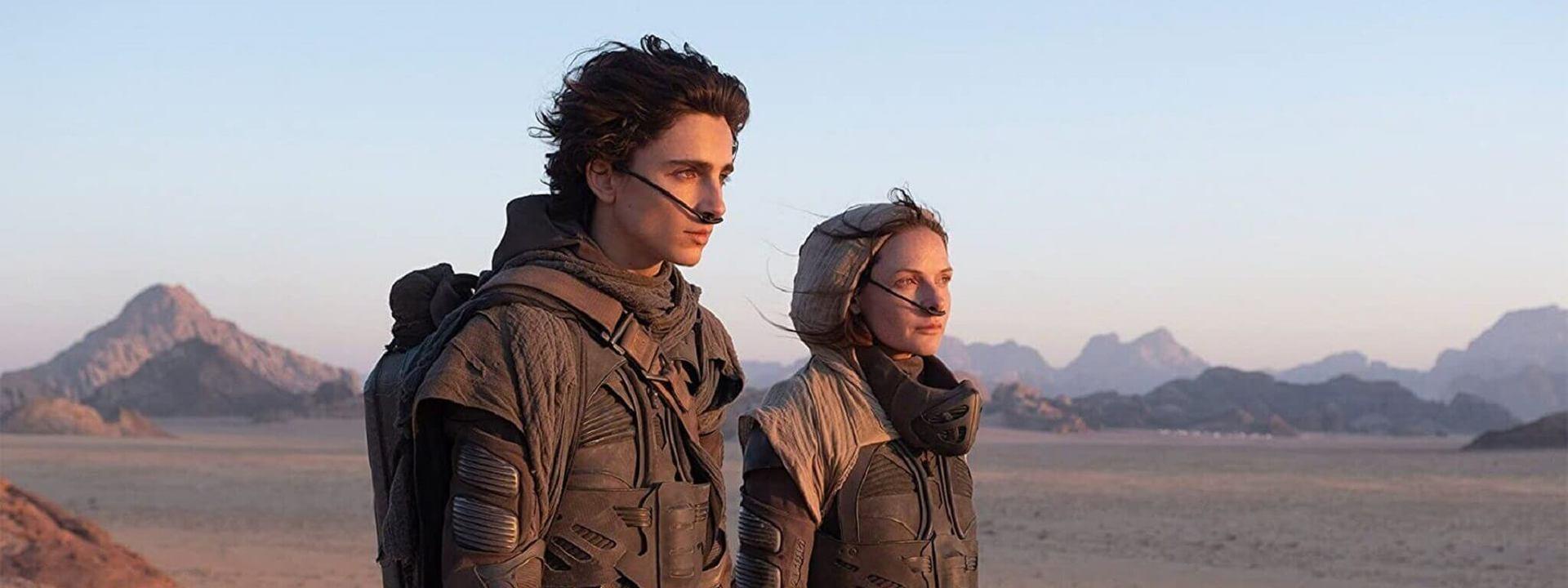 為IMAX而生的科幻神片《沙丘》